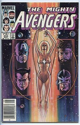 Avengers 1963 series # 255 Canadian variant fine comic book