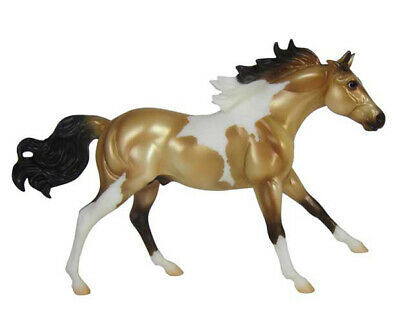 Breyer Horse Classics Collection #940 Buckskin Paint! Hand Painted 1:12 Scale -