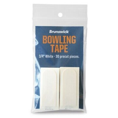 "Storm 30 Piece White 3/4"" Bowlers Tape Pack"