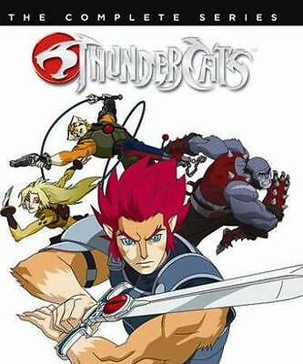 Thundercats: The Complete Series New Region 1 Blu-Ray