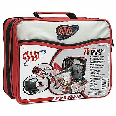 Lifeline 4388 AAA 76 Piece Excursion Emergency Assistance Kit