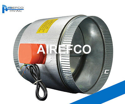 150mm MOTORISED ZONE DAMPER - ZONING - AIR CONDITIONING - VENTILATION