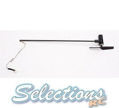 BLH3602 Blade mCP X/V2 Tail Boom Assembly with Tail Motor/Mount/Rotor