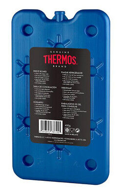 Thermos Cool Bag Freeze Board/Ice Pack 400g NEW