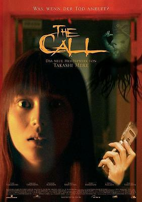 Call The Call Filmposter