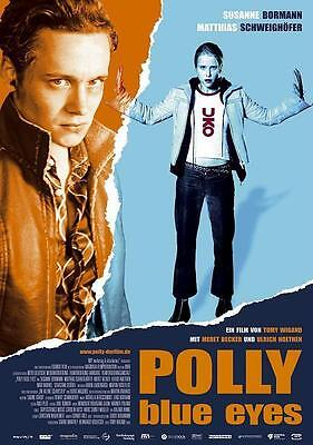 Polly Blue Eyes Filmposter