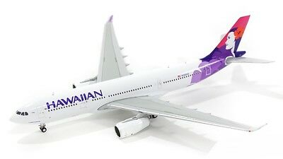 Gemini Jets  GJHAL1561 Hawaiian Airlines Airbus A330 N338HA Diecast 1/400 Model