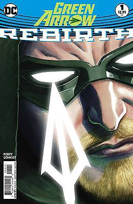 GREEN ARROW REBIRTH #1 Regular Cover 1st Printing NM/VF SOLD OUT - DC COMICS