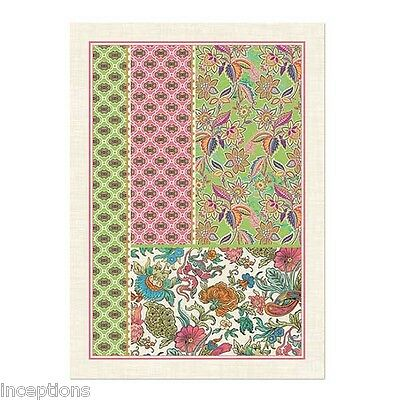 Michel Design Works Cotton Kitchen Tea Towel Tutti Frutti - NEW