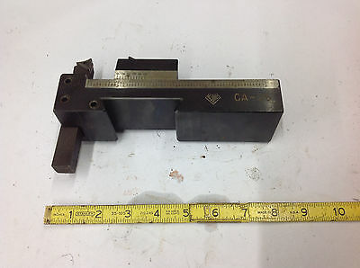 Aloris CA-25 CA25 Indexable Indexing Quick Change Tool Post Holder