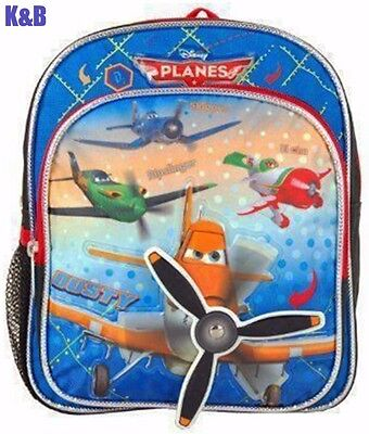 Disney Planes Small Backpack 10 inches Boys' Mini Backpack Boys Bag  New