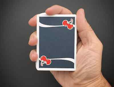 v2 Cherries Playing Cards