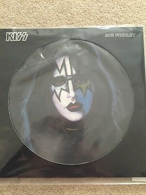Kiss - Ace Frehley - Picture Disc Vinyl Album LP / Brand New Mint