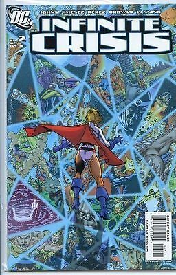 Infinite Crisis 2005 series # 2 cover B near mint comic book