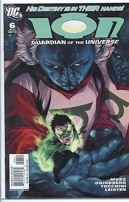 Ion 2006 series # 6 near mint comic book