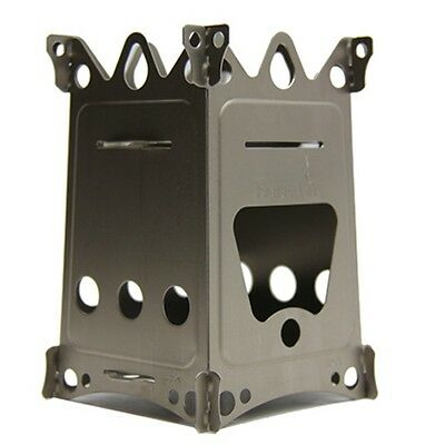 Emberlit FireAnt Stainless Steel Backpacking Stove