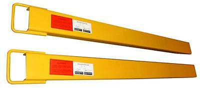 1830mm x 152mm  Slip on Fork Extension Tines, Heavy Duty Forklift Slippers
