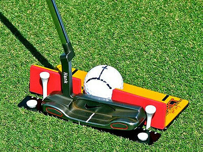 Eyeline Golf Putting Impact System, Practice Training Aid.