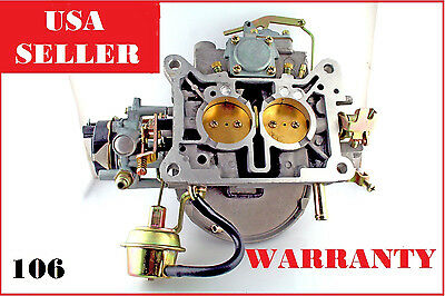New Carburetor 2100  2 Barrel F100 F250 F350 Mustang Engn 289 302 351 Jeep 360