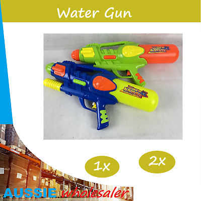2 X Child and Adult hot summer small water gun cool toy for summer , party, gift
