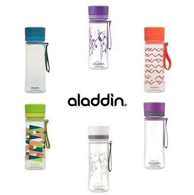 Aladdin AVEO Water Bottle 350ml bpa Free Tritan *Choose Your Colour*