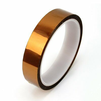20mm 33m 100ft Kapton Polyimide Tape High Temperature Resistant BGA UK ship