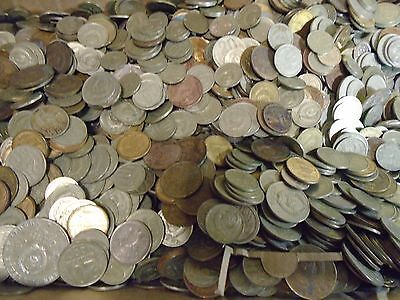 1 pound . Coins of the USSR 61 - 91 Russia 92 - 93, Russia 1997-... . Mixed lot