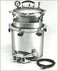 Autoclave - All American 25X-120V or 240V Electric Sterilizer