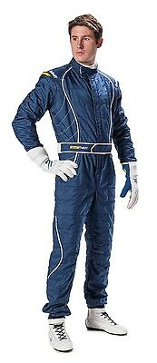 Sabelt Racing TI-601 RFTI601 FIA Fireproof 3 Layer Nomex Race Suit