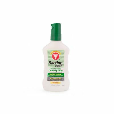 Bactine Anesthetic & Antiseptic Spray - 5oz. Bottle