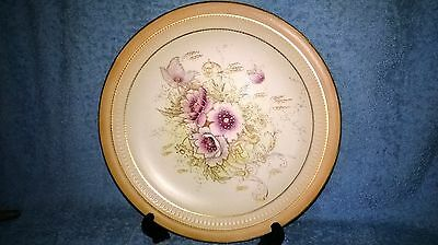 Sf & Co - Crown Devon - Clyde - Charming Collectible Antique Decorative Plate