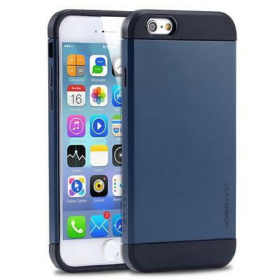 COVER CUSTODIA CASE TPU per APPLE IPHONE 6 6S + PELLICOLA IN VETRO TEMPERATO
