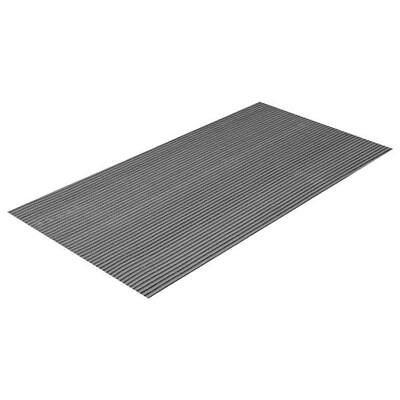 """Crown Hvr0024Ch 2'x40' Charclgry 3/8"""" Sani-Tred"""