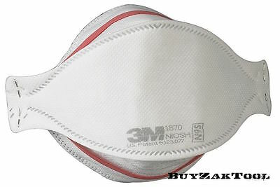 Military Army 3M 1870 N95 Medical Emergency And Natural Disaster Surgical Mask