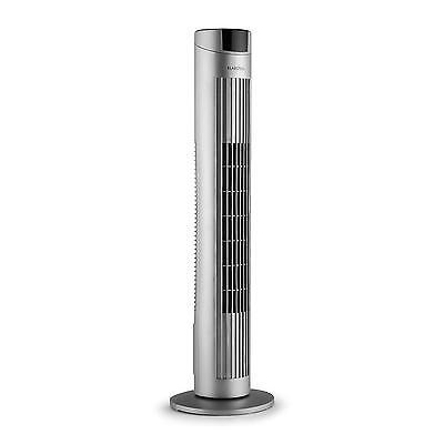 Standing Floor Fan Air Cooler Diffuse Refresh 3 Speed Purifier Oscillation 40W