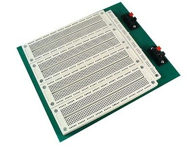Velleman SDTP048 SOLDERLESS BREADBOARD - 2900 TIE POINTS