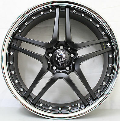 20 inch Aftermarket To Suit Mercedes Benz deep dish modular design