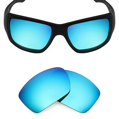 a0f44536c27 Mryok POLARIZED Replacement Lenses for-Oakley Big Taco Sunglasses Ice Blue