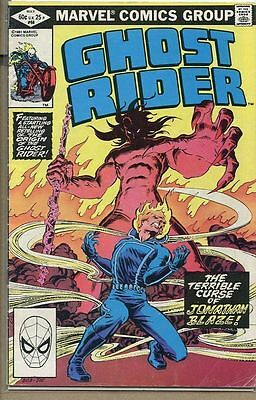 Ghost Rider 1973 series # 68 very good comic book