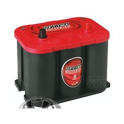 Optima Batterie Redtop RT R 4,2 50 AH, 12V RED TOP AGM