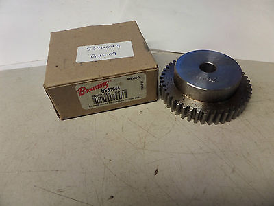 """Browning Spur Gear NSS1644 1/2"""" Bore 44 Teeth New"""