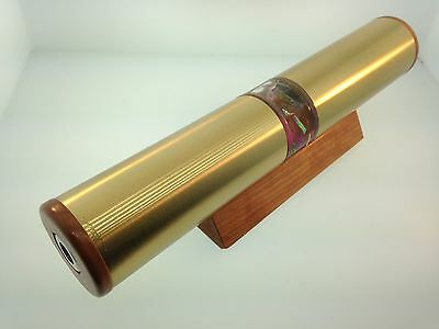 The Wedding Kaleidoscope in Brass Finish by by David Kalish
