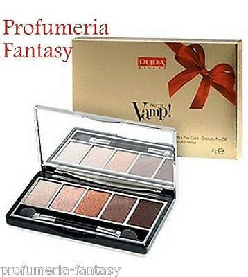 Pupa Palette Vamp! Gold Edition 5 Ombretti 005 Nude Eyeshadow