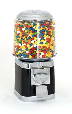 Holiday Sale! - All Metal Gumball / Candy Machine by Rhino Vending - BLACK