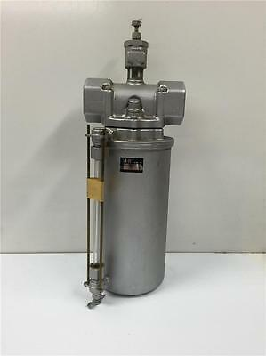 "MB DETROIT Compressor Pneumatic Air Line Filter Lubricator 2"" NPT 2L3-174"