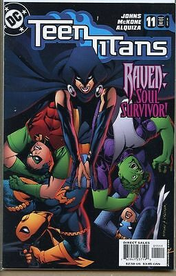 Teen Titans 2003 series # 11 very fine comic book