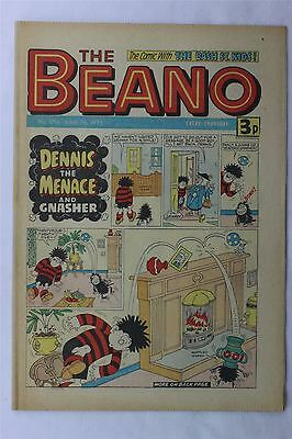 The Beano #1716 June 7th 1975 FN Vintage Comic Bronze Age Dennis The Menace