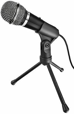 Trust Starzz Microphone for PC Laptop - 3.5 mm Jack