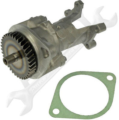 APDTY 015921 Gear Driven Mechanical Vacuum Pump for Cummins 5.9L Diesel, 4746706