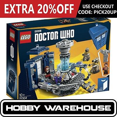 LEGO 21304 Ideas Doctor Who (BRAND NEW SEALED)
